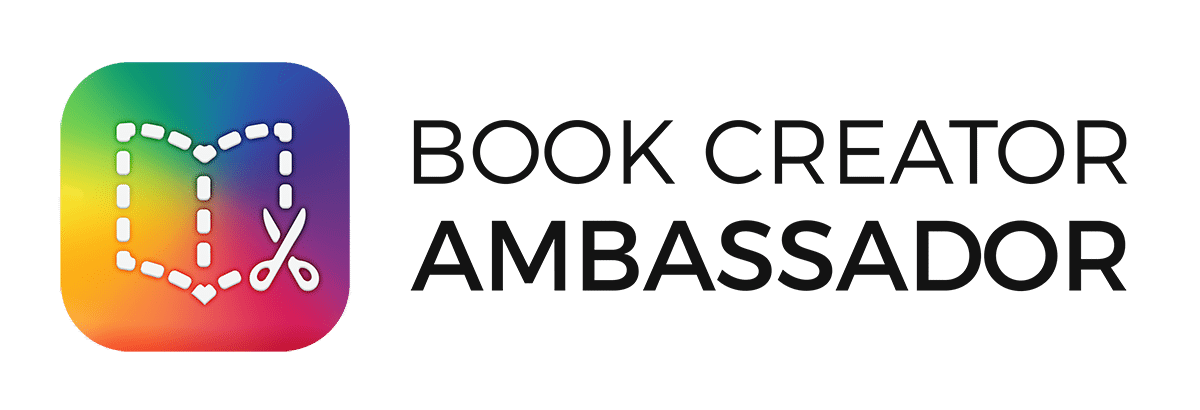 Book Creator Ambassador badge
